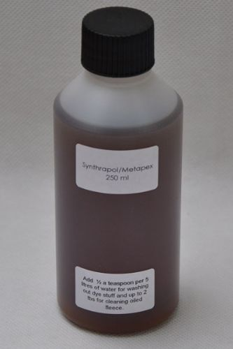 250 ml Synthrapol-Metapex specialized dye rinsing liquid